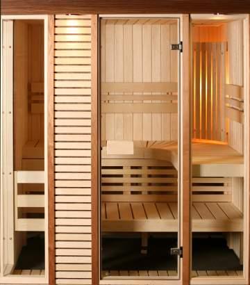 Sauna dans la maison, où l'installer ?