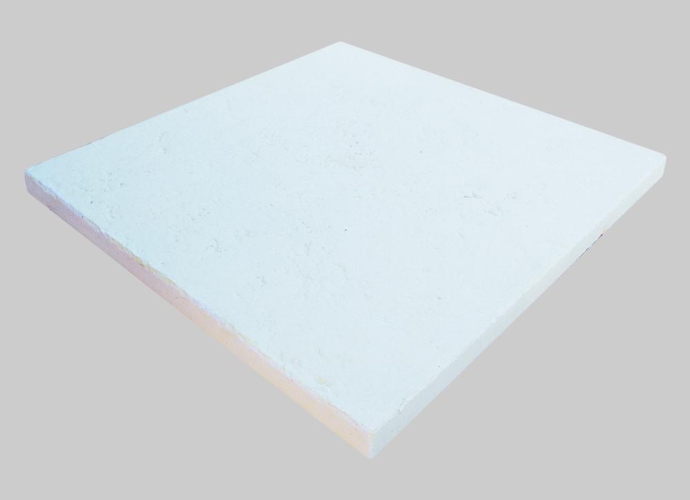 dallage blanc