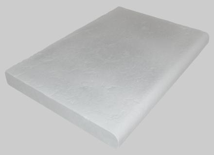 margelle blanche