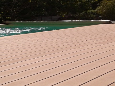 Terrasse composite Hyméo