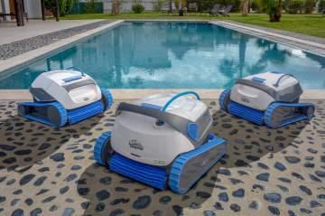 15 juin 2020 : L'été en toute tranquillité avec la gamme de robots Dolphin !