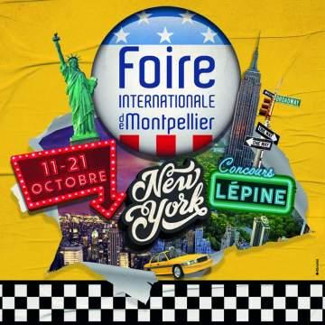 Octobre 2019 : Foire de Montpellier