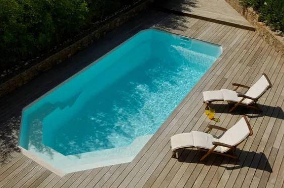 Onyx avec terrasse bois