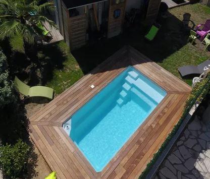 Starlite avec terrasse bois